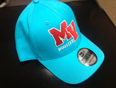 Marsh Valley Hat Embroidery