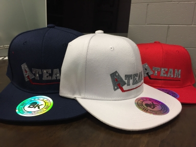 A-Team Hat Embroidery