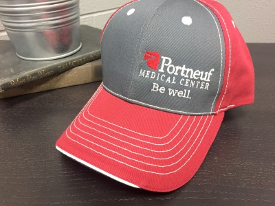 Portneuf Medical Center Embroidery