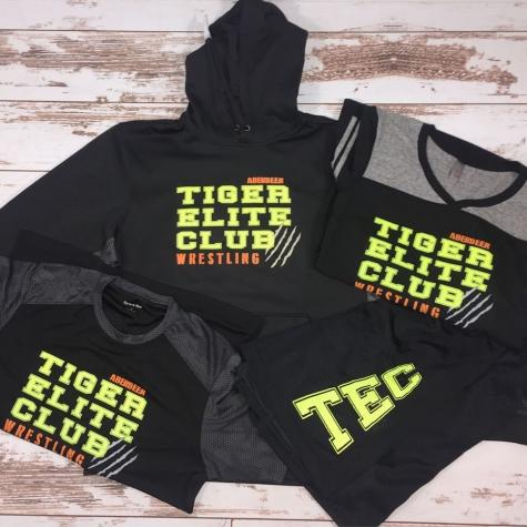 Aberdeen TEC Wrestling Spirit Pack